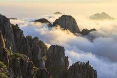 Mt. Huangshan royalty free stock photo