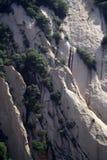 Mountain Huashan Landscape Royalty Free Stock Photo