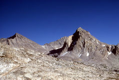 Mt. Huxley, Evolution area Stock Photography