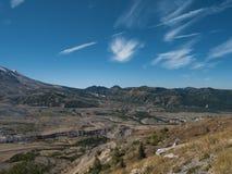 Mt Il Monte Sant'Elena Immagini Stock Libere da Diritti