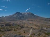 Mt Il Monte Sant'Elena Fotografia Stock