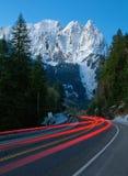 Mt Index, Washington State Lizenzfreie Stockfotos