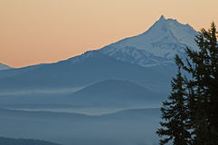 Mt Jefferson OR Stock Photography