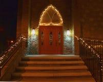 Mt Jefferson Presbyterian Church Fotografia Stock Libera da Diritti