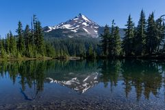 Mt Jefferson Reflection
