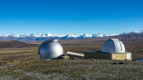 Mt John Observatory Stock Photos