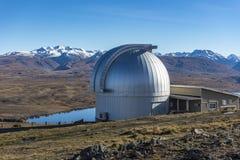 Mt John Observatory Stock Images