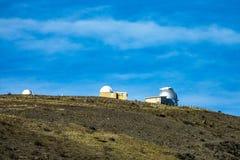 Mt John Observatory Royalty Free Stock Photos
