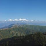 Mt. Kanchenjunga Stock Image