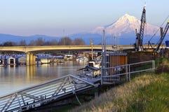Mt. Kapiszon Portland i miastowi otoczenia LUB. Fotografia Royalty Free