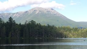 Mt Katahdin Obraz Stock