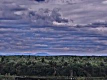 Mt Katahdin Imagen de archivo