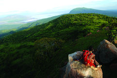 Mt kenya Immagine Stock Libera da Diritti