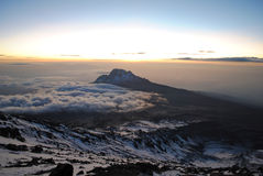 Mt Kilimanjaro - Moshi Royalty Free Stock Photos