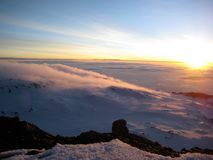 Mt Kilimanjaro - Moshi Stock Images