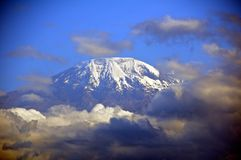 Mt Kilimanjaro - Moshi Stock Photography