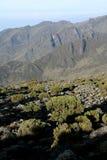 Mt Kilimanjaro, Tanzânia, África imagens de stock