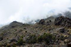 Mt Kilimanjaro, Tanzania, Africa Royalty Free Stock Photos