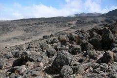 Mt Kilimanjaro, Tanzania, Africa Stock Images