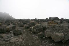 Mt Kilimanjaro, Tanzania, Africa Stock Image