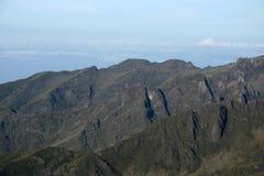 Mt Kilimanjaro, Tanzania, Afryka Obraz Royalty Free