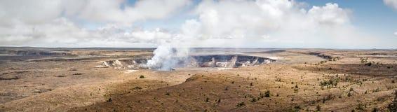 Mt Kiluaea Fotografie Stock Libere da Diritti