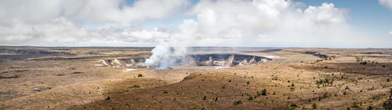 Mt. Kiluaea royalty free stock photos