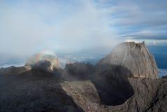 Mt Kinabalu Стоковые Фотографии RF