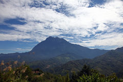 Mt. Kinabalu Stock Image