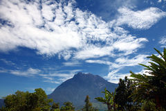 Mt.Kinabalu Royalty Free Stock Photography