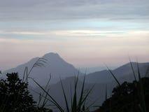 Mt Kinabalu Imagens de Stock