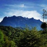 MT Kinabalu Stock Afbeeldingen