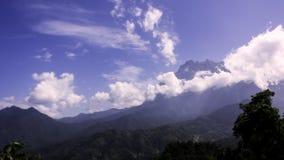 Mt Kinabalu Arkivbilder