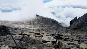 Mt Kinabalu Stockbild