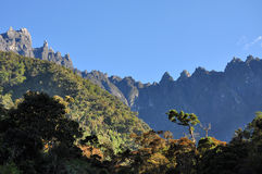 Mt.Kinabalu Borneo Malaysia Fotografia Royalty Free
