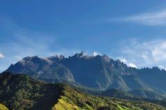 Mt. Kinabalu sabah Borneo Royalty Free Stock Photo