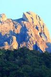 Mt.Kinabalu Stock Photo