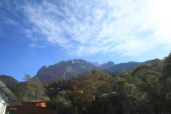 Mt.Kinabalu Royalty Free Stock Photo