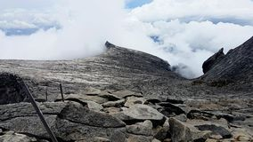 Mt. Kinabalu. Sabah Malaysia Stock Image