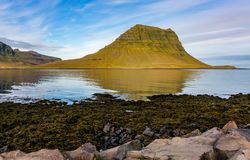 Mt. Kirkjufell Stock Image