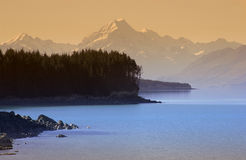 Mt-Koch - Neuseeland Lizenzfreies Stockbild