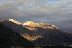 MT Kok, Zuideneiland Nieuw Zeeland Royalty-vrije Stock Fotografie