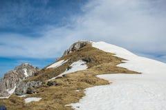 Mt Korab Стоковое Изображение RF
