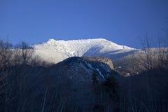Mt. Lafayette, de New Hampshire Fotografía de archivo libre de regalías