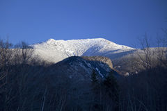 Mt. Lafayette, New Hampshire royalty free stock photography