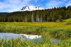 Mt Lassen, Lassen volcanic national park, California Royalty Free Stock Photography