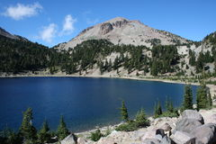 Mt. Lassen Stock Photo