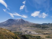 Mt Le Mont Saint Helens Images stock