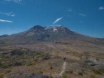 Mt Le Mont Saint Helens Photo stock