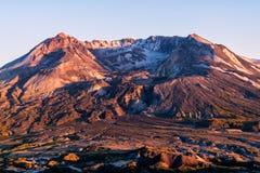 Mt Le Mont Saint Helens image libre de droits
